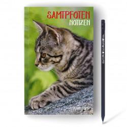 "Notizbuch ""Samtpfoten..."